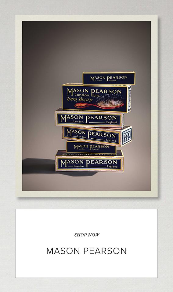 Mason Pearson | Studio Cim Mahony