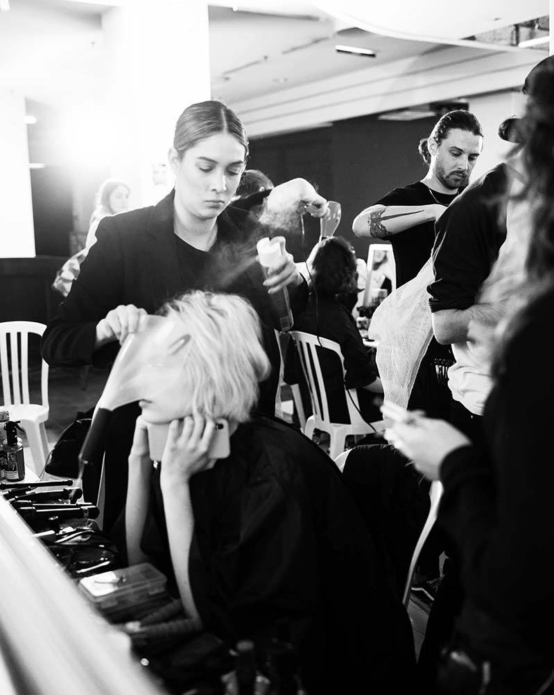 Behind fashion week with Studio Cim Mahony | ROKH AW19