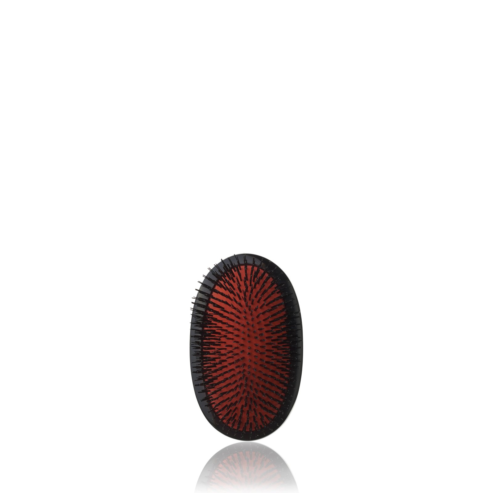 B1M Large Extra Military Hairbrush from Mason Pearson (Dark ruby)