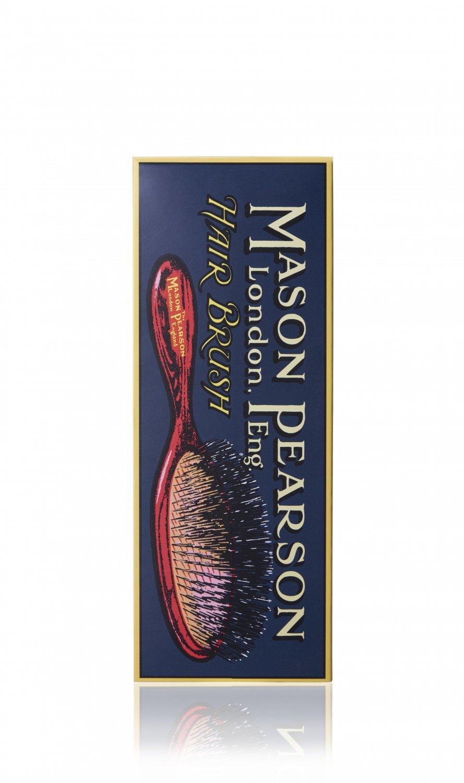 N3 Handy Hairbrush from Mason Pearson (Pink)