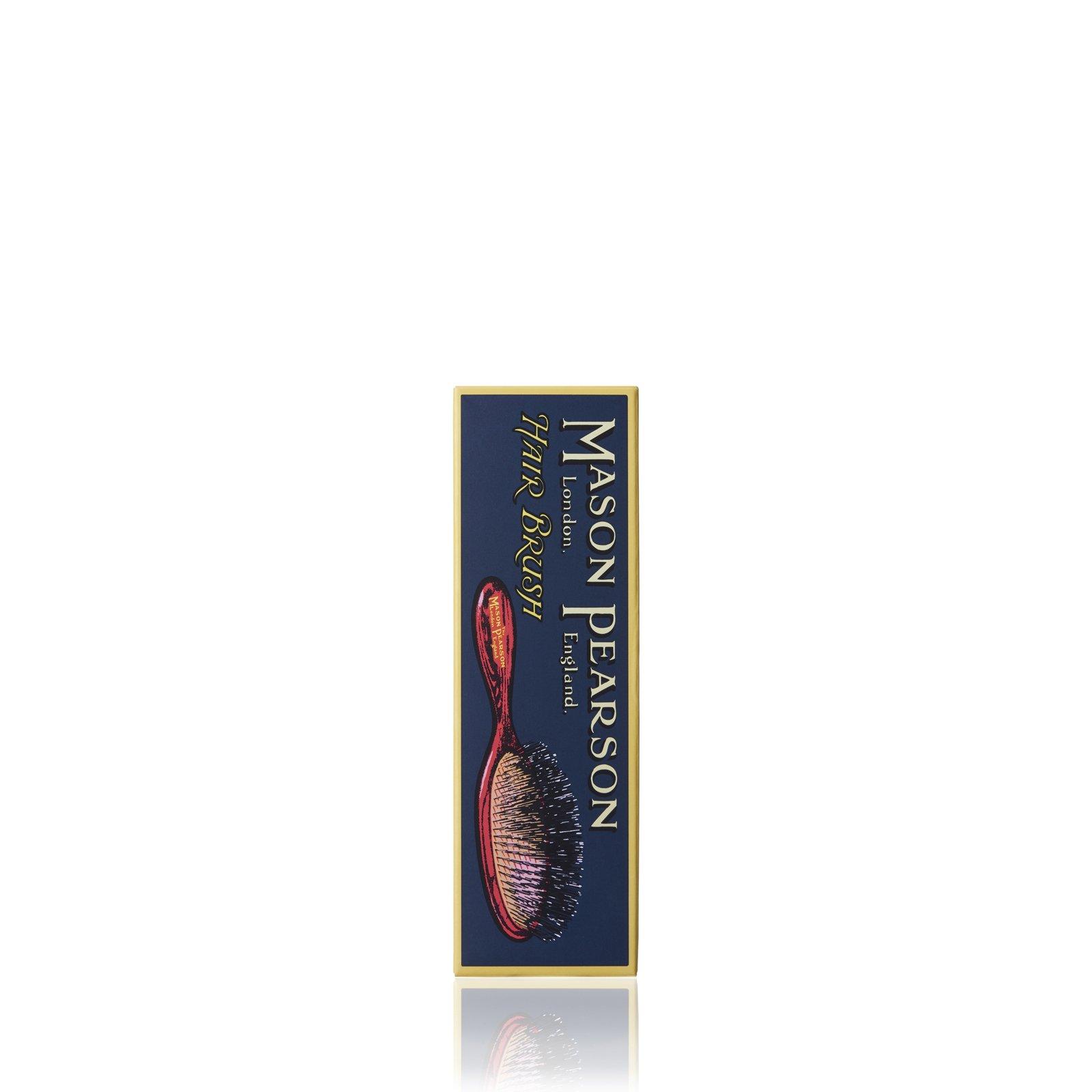 BN4 Pocket Hairbrush from Mason Pearson (Ivory)
