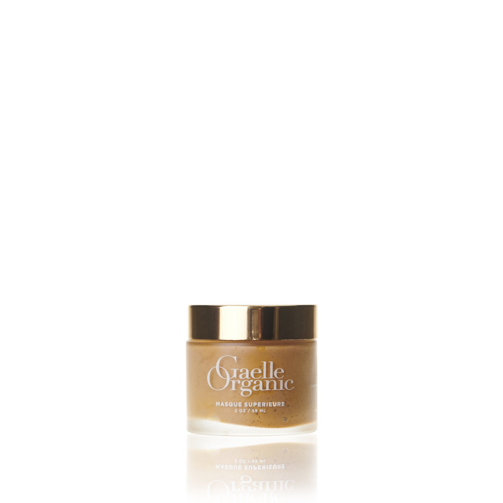 Masque Supérieure Sea Mineral Treatment from Gaelle Organic