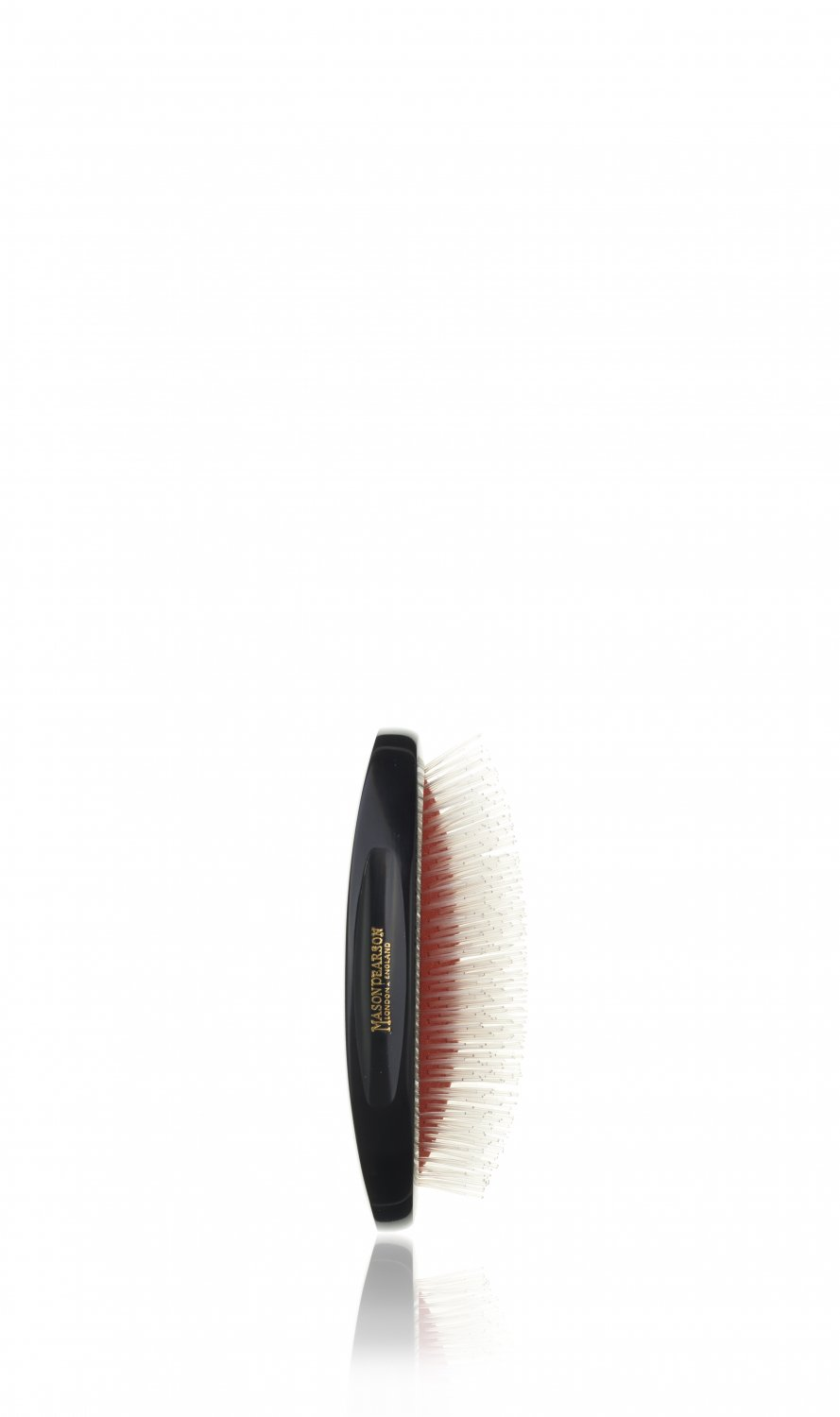 N2M Universal Military Hairbrush from Mason Pearson (Dark ruby)