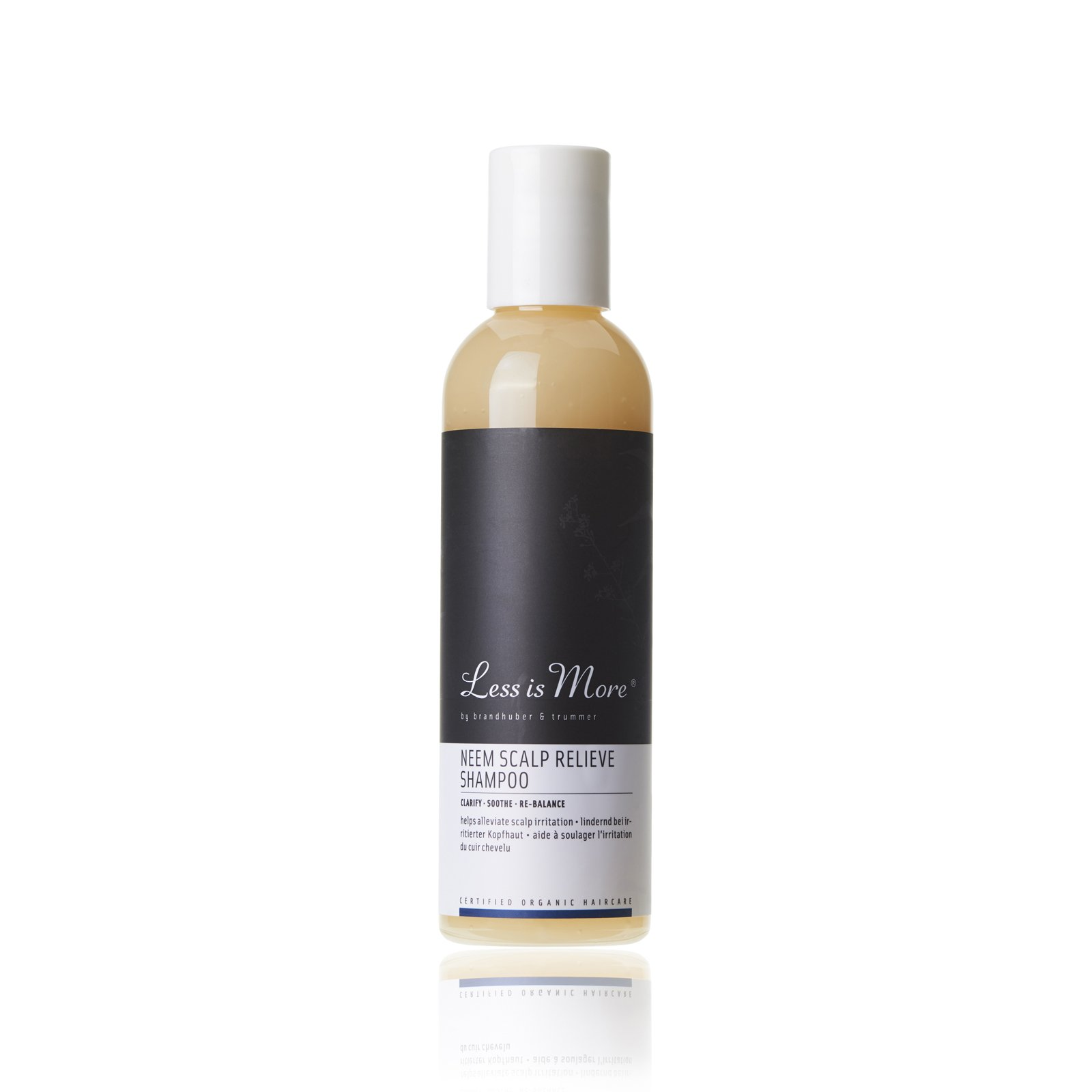 Neem Scalp Relieve Shampoo from Less Is More