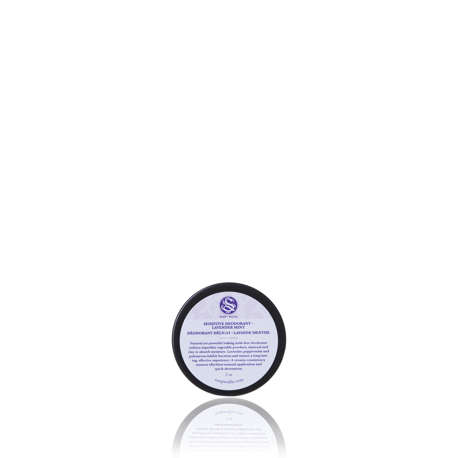 Sensitive Lavender Deodorant Cream