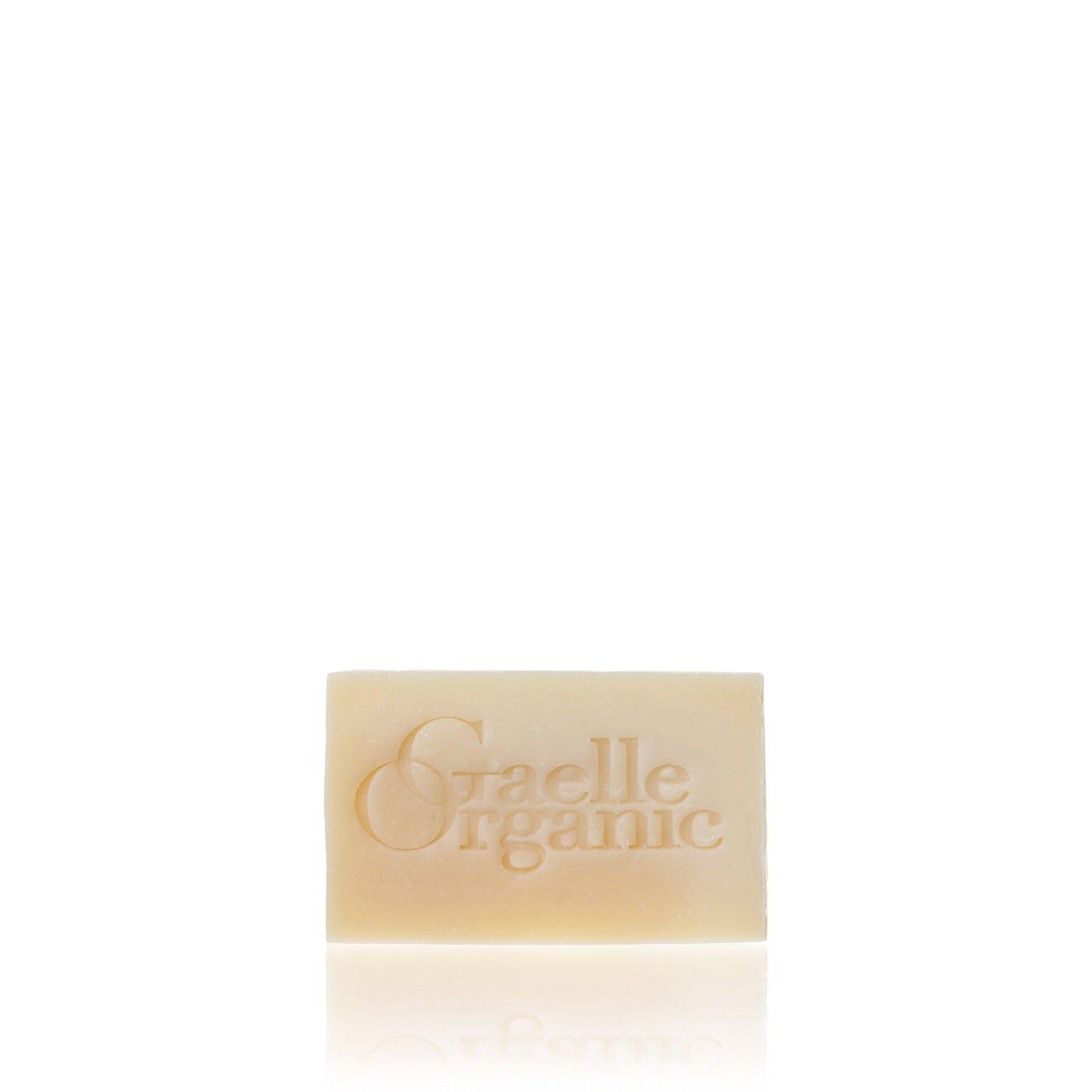 Soap Supérieure Rose Geranium from Gaelle Organic